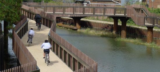 Cycle Bridges & Bridle Bridges