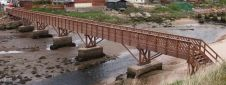 Ladies Bridge, Cruden Bay, Aberdeen - Job 4072