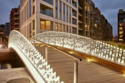 Hi-Spec Bridge for Luxury Apartments in Chelsea