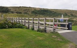 Banff Links Caravan Park Bridge - Ref 4568