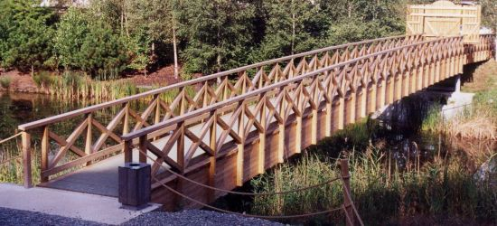 Steel and Timber bridge combinations