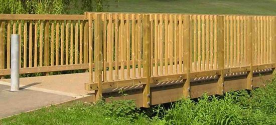 Short Span Timber footbridges